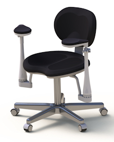 DentalEZ ErgoSure stool