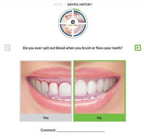Oral Health Score health assessment tool