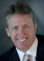 John Sullivan, DDS, immediate past president, AACD