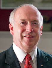 William Calnon, DDS, president, ADA