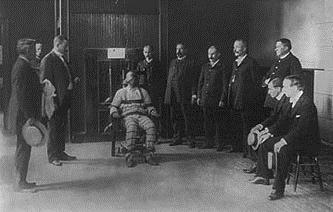 Electric chair execution & Dr. Alfred Southwick and his legacy of the electric chair