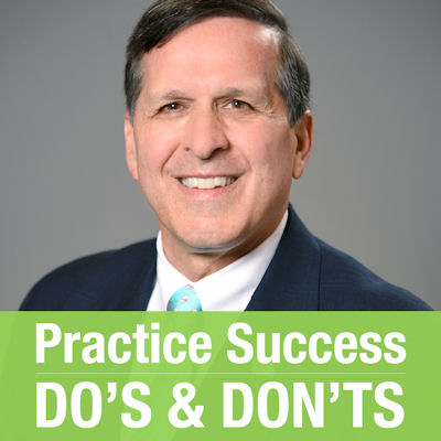 Do's and don'ts for new patients: Improve the new patient experience