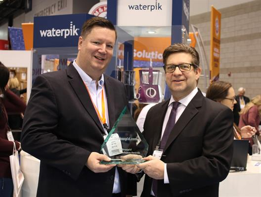 Best New Consumer Product: Waterpik Whitening Water Flosser