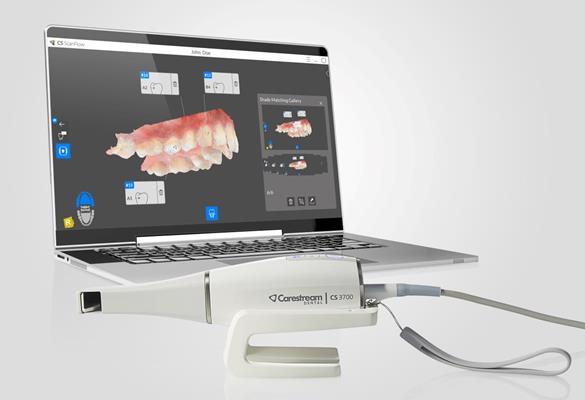 CS 3700 intraoral scanner