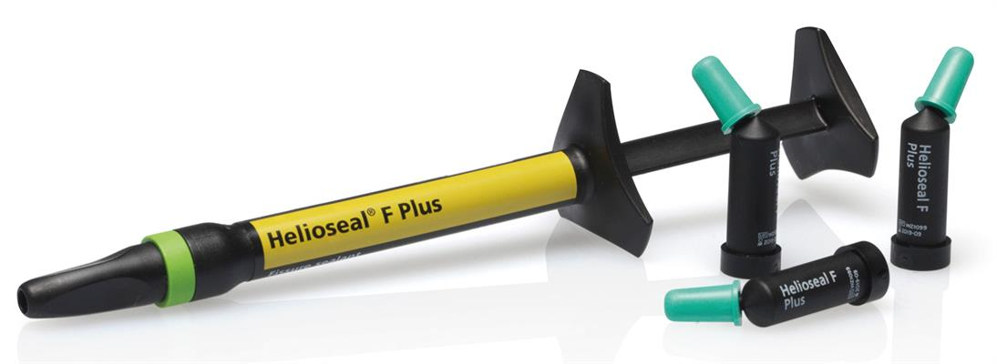 Helioseal F Plus pit-and-fissure sealant