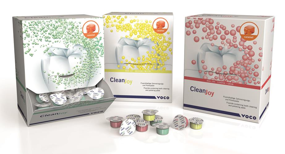 CleanJoy prophy paste