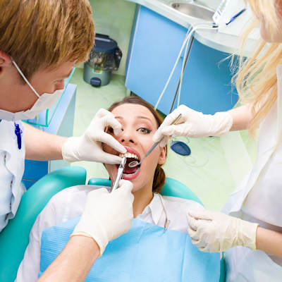 How could COVID-19 alter the dental cleanliness profession for good?